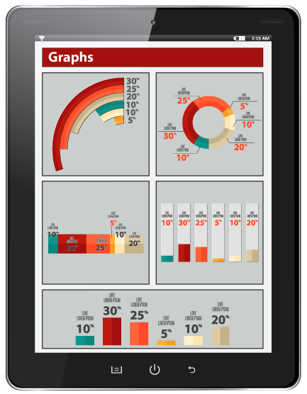 Infor Mobility- Infor Motion Dashboards