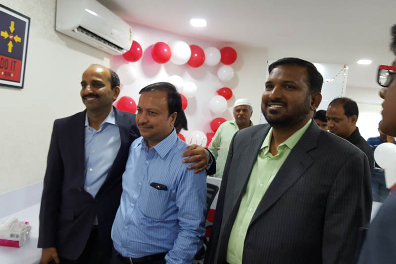 India Office Opening