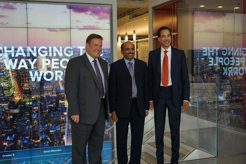 Infor GPAC Meet in NY, USA
